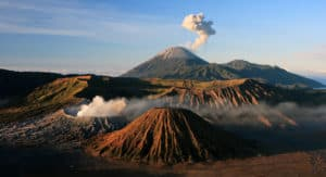 Bromo National Park, Java, Indonesie